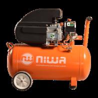 Compresor Niwa 50 Lts 2.5Hp Alta Recuperacion