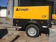 Compresor Portatil Gardner Denver C50