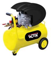 Compresor Work ACK40L 40 L Potencia 1450W/2Hp Con