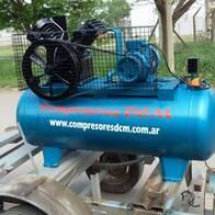Compresor DCM 7,5 HP AB