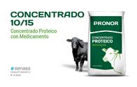 Concentrado 10/15 Pronor