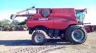 Cosechadora Case 8120 2010 - Plat 3020 De 35 Pies