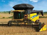 Cosechadora Cr6.80 Evo - New Holland