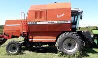 Cosechadora Massey Ferguson 5650