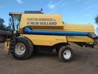 Cosechadora New Holland Tc 5090 2011 28 Pies