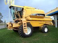 Cosechadora New Holland TC 59, Año 2006