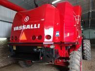 Cosechadora Vassalli Ax 7500