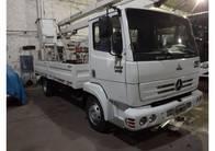 Camión Mercedes 712 Con Elevador