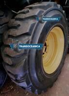 Cubierta Llanta Minicargadora Macizada 12-16.5 Gel 16,5