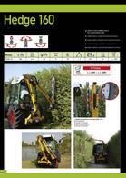 Desbrozadora Orsi Hedge