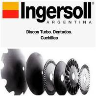 Discos Y Cuchillas Ingersoll, Para Todas Las Marcas