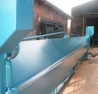 Dobladora De Chapas Industrial - 3000Mm - Tipo Delantal