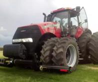 Equipo Pisa Rastrojo Airasca Para Tractor Case Y Magnum