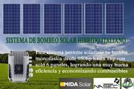 Equipo Solar Hibrido
