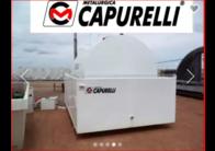 Estación Móvil Capurelli 30.000 Lts. Tanque Combustible