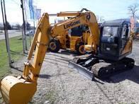 Excavadora A Orugas Liugong Clg904-908-915-920-922-925