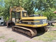 Excavadora Caterpillar 320Bl