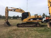 Excavadora Caterpillar 320Cl