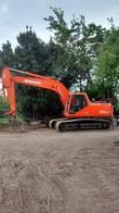 Excavadora Daewoo 220Lc-V