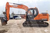 Excavadora Doosan Dx 140Lc Id646