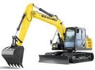 Excavadora E145C Evo