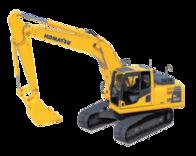 Excavadora Hidráulica Komatsu Pc200