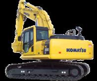 Excavadora Hidráulica Komatsu Pc200Lc-8