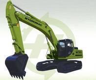 Excavadora Hydromac H136-8