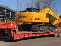 Excavadora Liugong Clg 920D