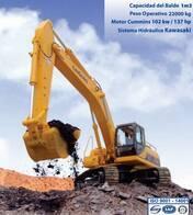 Excavadora Liugong Clg 922D