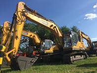Excavadora Lovol Fr220D Cummins 150Hp