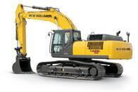 Excavadora New Holland E485C Evo