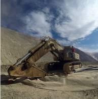 Excavadora Komatsu Pc800