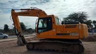 Excavadora Sobre Oruga Hyundai Rolex 210