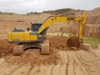 Excavadora Xcmg Xe215Br Usada