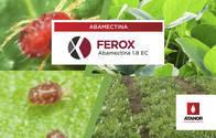 Insecticida Ferox Abamectina - Atanor