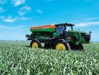 Fertilizadora Abonadora Montada, Amazone Zg-Ts Truck