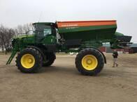 Fertilizadora Abonadora Amazone Zg-Ts Truck