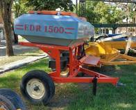 Fertilizadora Gimetal Edr 1500 Disponible