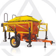Fertilizadora Para Polvo Altina HP 2000 Y - Adelia María