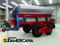 Fertilizadora Verion -Griv- 7000 Lts - Full Hidráulica