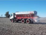 Fertilizadora Yomel Impala Truck 25.000