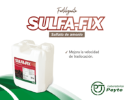 Fertilizante Sulfa-Fix
