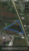 Fraccion Industrial en San Lorenzo. 56000 m2