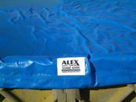 Cobertor Tanque Australiano. Lonas Alex