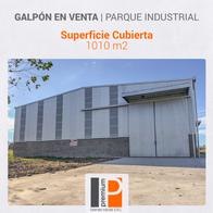 Galpón De 1800 M2 En Parque Industrial En San Francisco, Córdoba