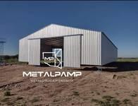 Galpones Metalúrgica Metalpamp