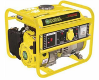 Generador Eléctrico A Nafta Forest Garden Gg7500