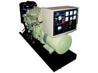 Generador Hanomag Diesel - Abierto - 20 Kw