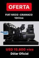 Grupos Electrogenos Diesel 124 Kva
